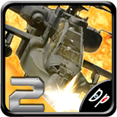 Apache Gunner 2 Ultimate icon