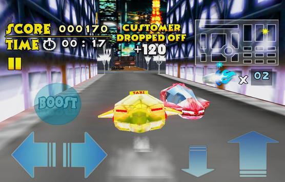 FuturCity Taxi screenshot 3