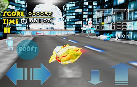 FuturCity Taxi screenshot 1