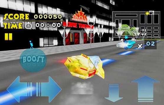 FuturCity Taxi screenshot 2