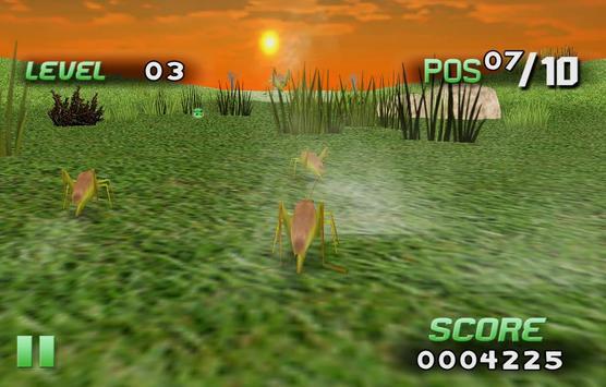 Insect Race screenshot 1