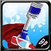 Toothbrush Man icon