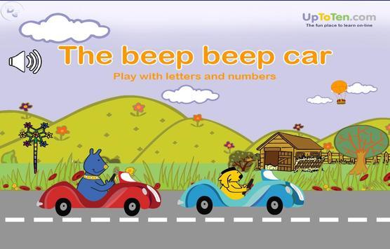 UpToTen- The Beep Beep Car screenshot 1