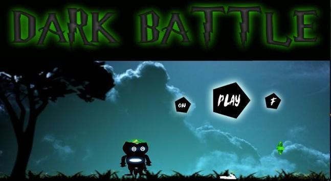 Dark Battle poster