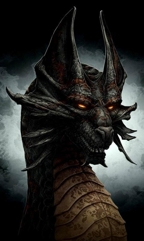 Dark Dragon Wallpapers For Android Apk Download