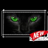 ikon hewan gelap wallpaper
