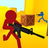 Stickman Counter Zombie Strike आइकन