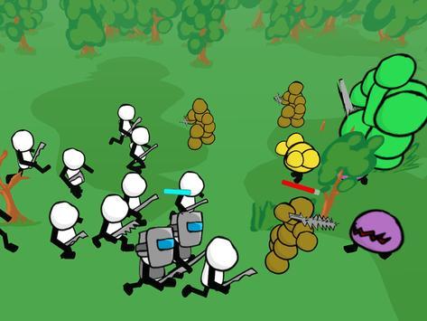 Stickman Gun Battle Simulator screenshot 5