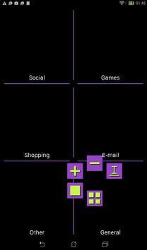Dark Dimension Launcher apk screenshot