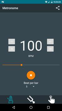 Musicality Tuner Metronome BPM screenshot 4