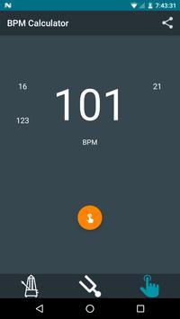 Musicality Tuner Metronome BPM screenshot 5