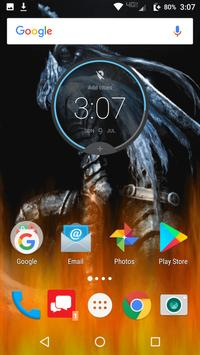 Dark Demon Wallpaper Background apk screenshot