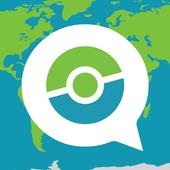 TrainerChat for Pokémon Go icon