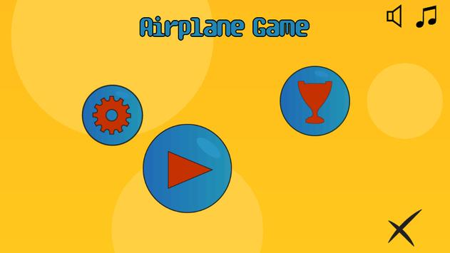 Flight Airplane Game poster