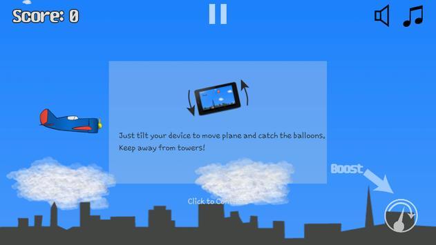 Flight Airplane Game apk screenshot