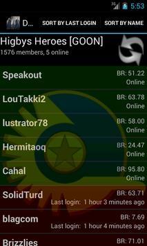 DARK HQ screenshot 5