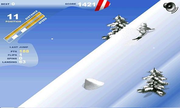Mountain Snowboard apk screenshot