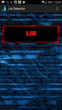 Lie Detector Voice apk screenshot
