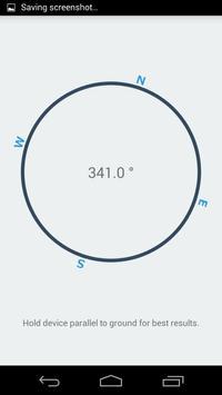 Pocket Compass Free screenshot 1