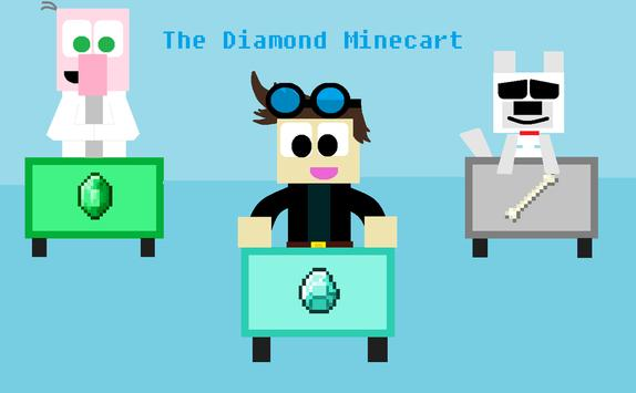 the diamond minecart wallpaper for android apk download