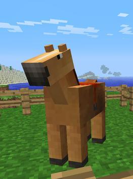 Horses for Minecraft WPs screenshot 2