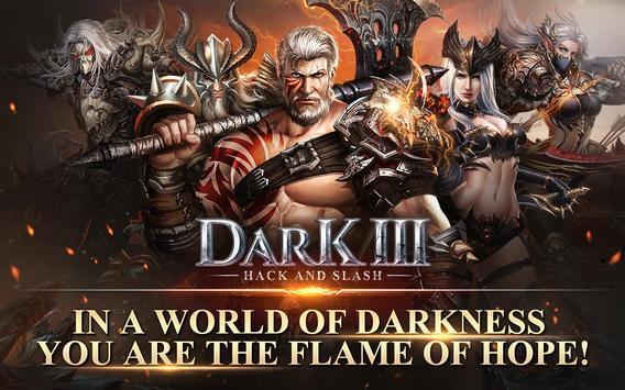 Dark 3 poster