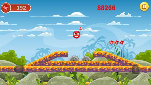 Red Roller Adventure apk screenshot