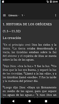 Santa Biblia Reina Valera 1995 screenshot 6