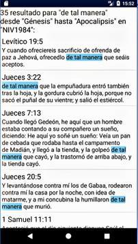 Santa Biblia Reina Valera 1995 screenshot 24