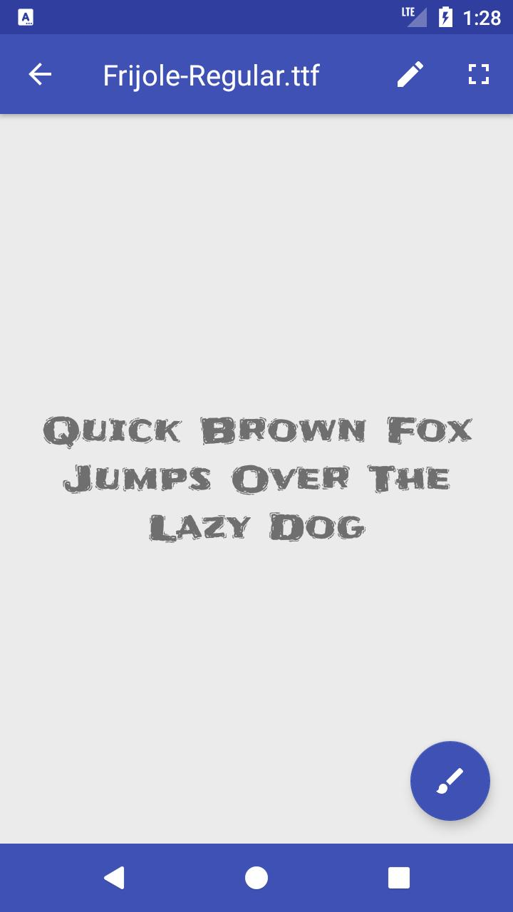 Font Viewer Plus for Android - APK Download