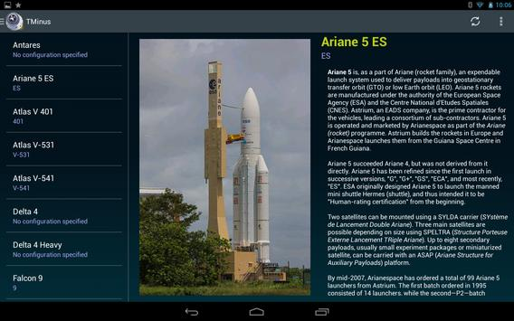 TMinus - BETA apk screenshot