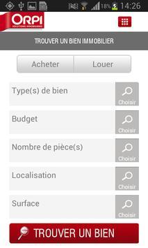 ORPI Direct apk screenshot