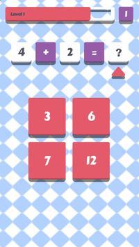 Blokstok Maths Quiz Game screenshot 3