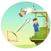 Blokstok Bow Rescue Archery أيقونة