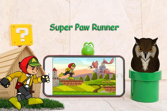 Super Paw Runner screenshot 1