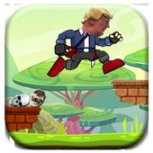 Game Donald Trump Runner icon