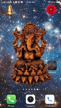 Ganesha Live Wallpaper screenshot 1