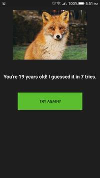 Age Guesser screenshot 3