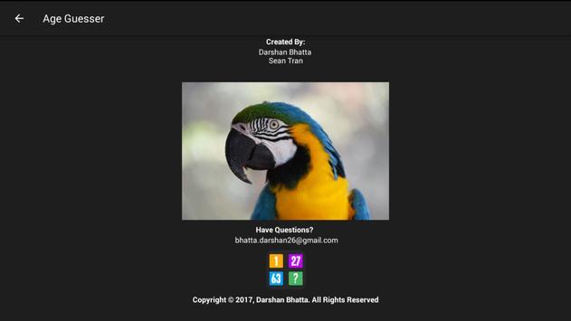 Age Guesser screenshot 11