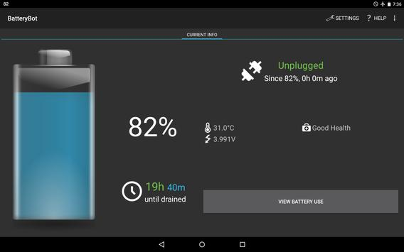 BatteryBot screenshot 4