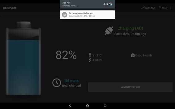 BatteryBot screenshot 5