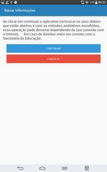 Diário Professor apk screenshot