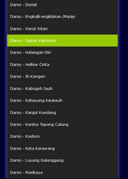 POP Sunda Darso Terlengkap Mp3 apk screenshot