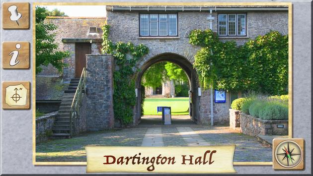 Dartington Hall poster
