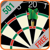 DartGenie Darts Scorer icon