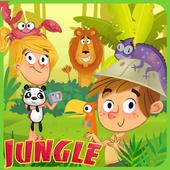 Tzvi and Malki in the Jungle icon