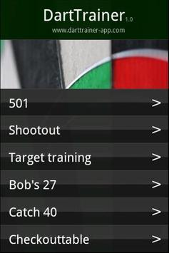 DartTrainer app trial version poster