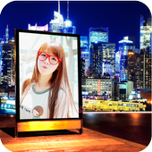 City Hoarding Photo Frames icon