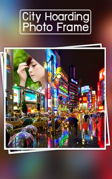 City Hoarding Photo Frames apk screenshot