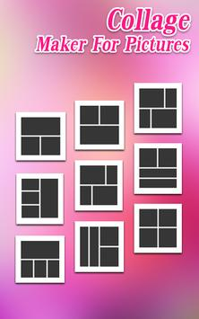 Collage Maker For Pictures apk screenshot